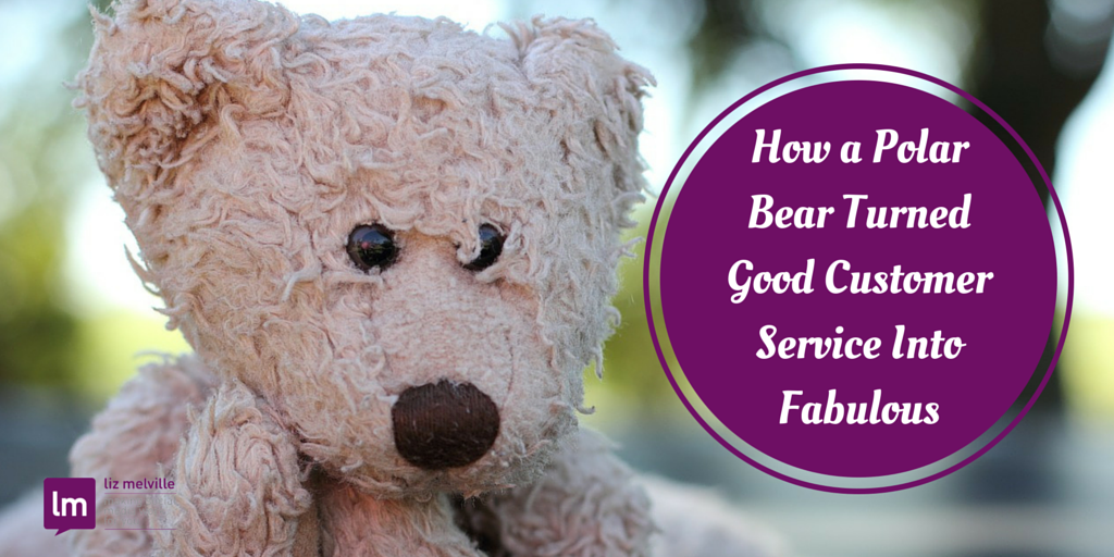 How a Polar Bear Turned Good Customer Service Into Fantastic!